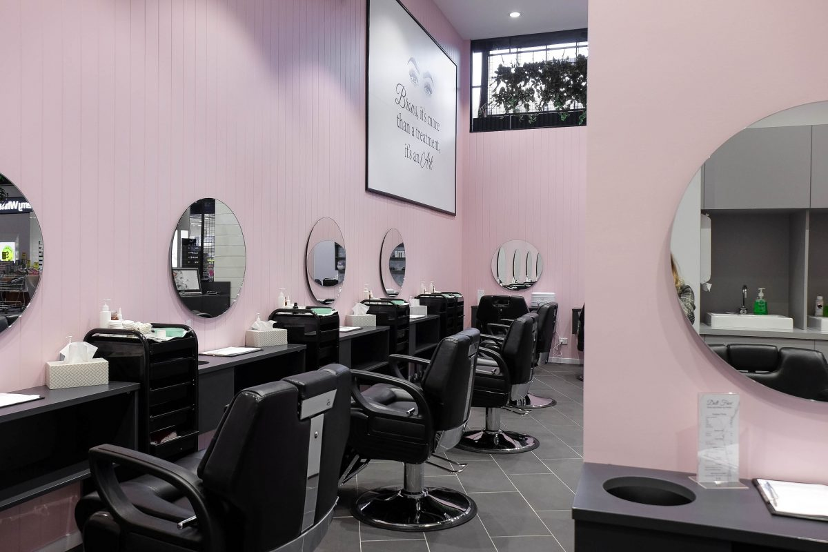 Doll Face Brow and Makeup Studio   Design Gallery